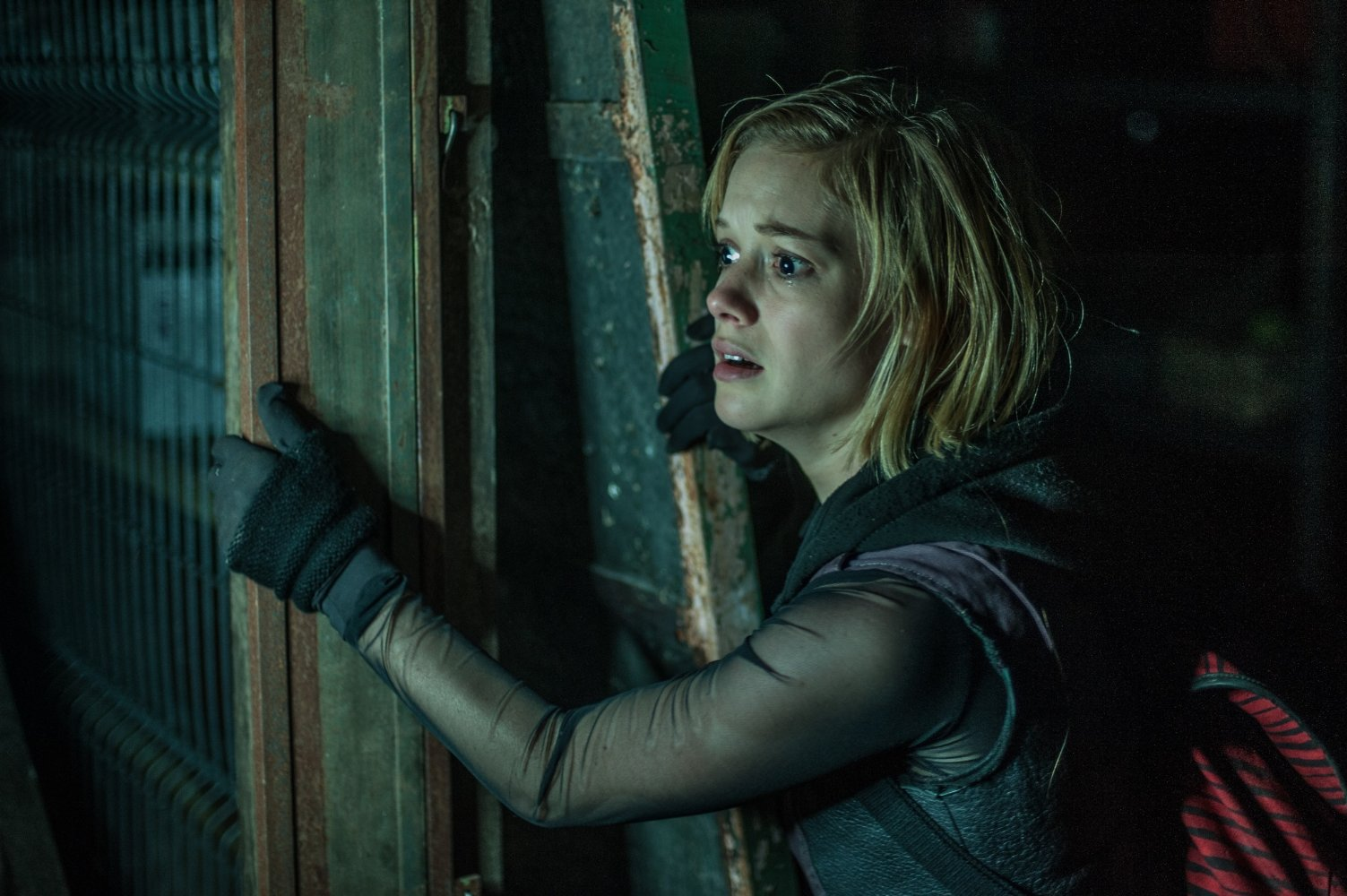 This is a still taken from the film Don't Breathe.