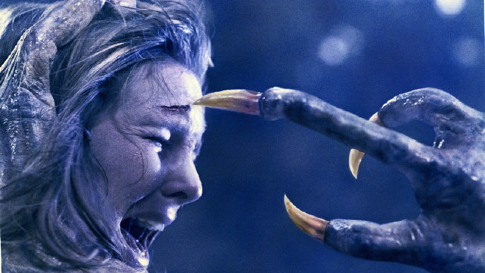 This is a still from the movie Pumpkinhead.