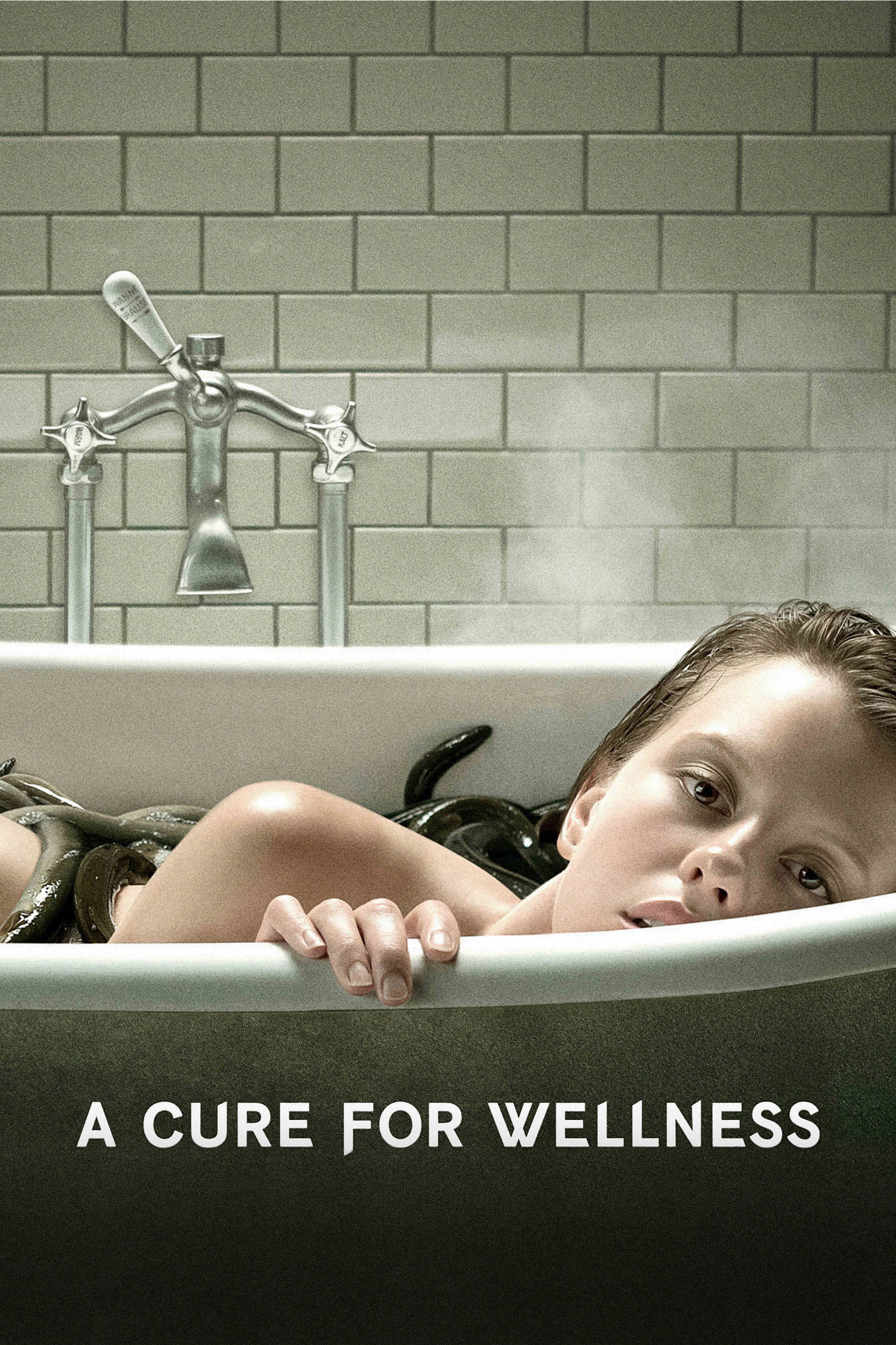 This is a poster for A Cure for Wellness.