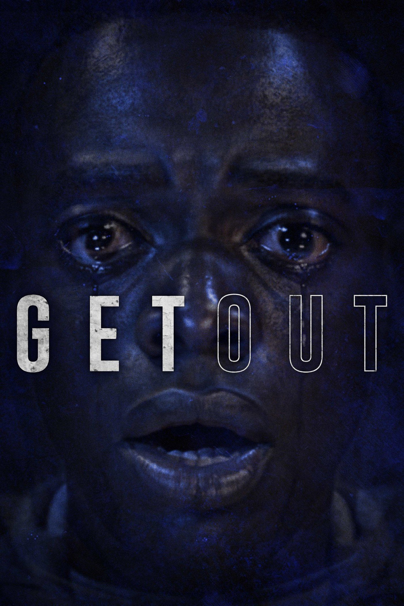 This is a poster for the film Get Out.