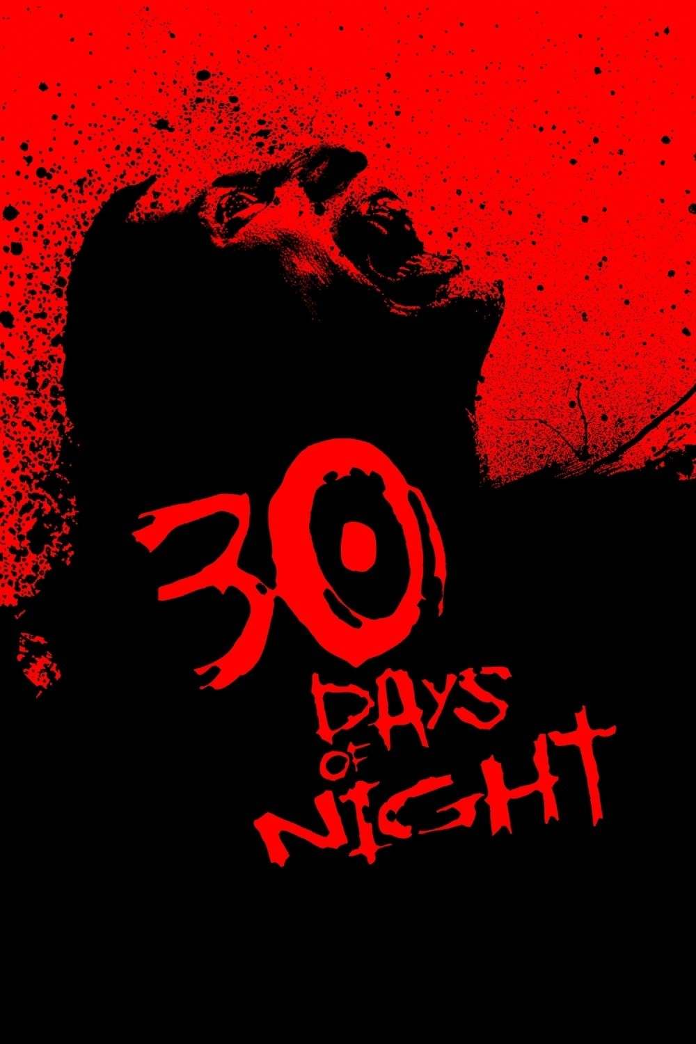 This is a poster for the film 30 Days of Night.