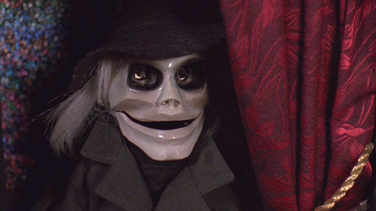 This is a still from the movie Puppet Master.