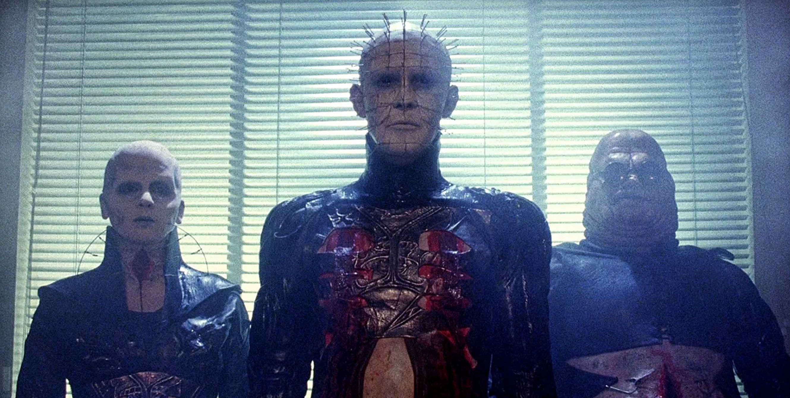 This is a still from Hellraiser.