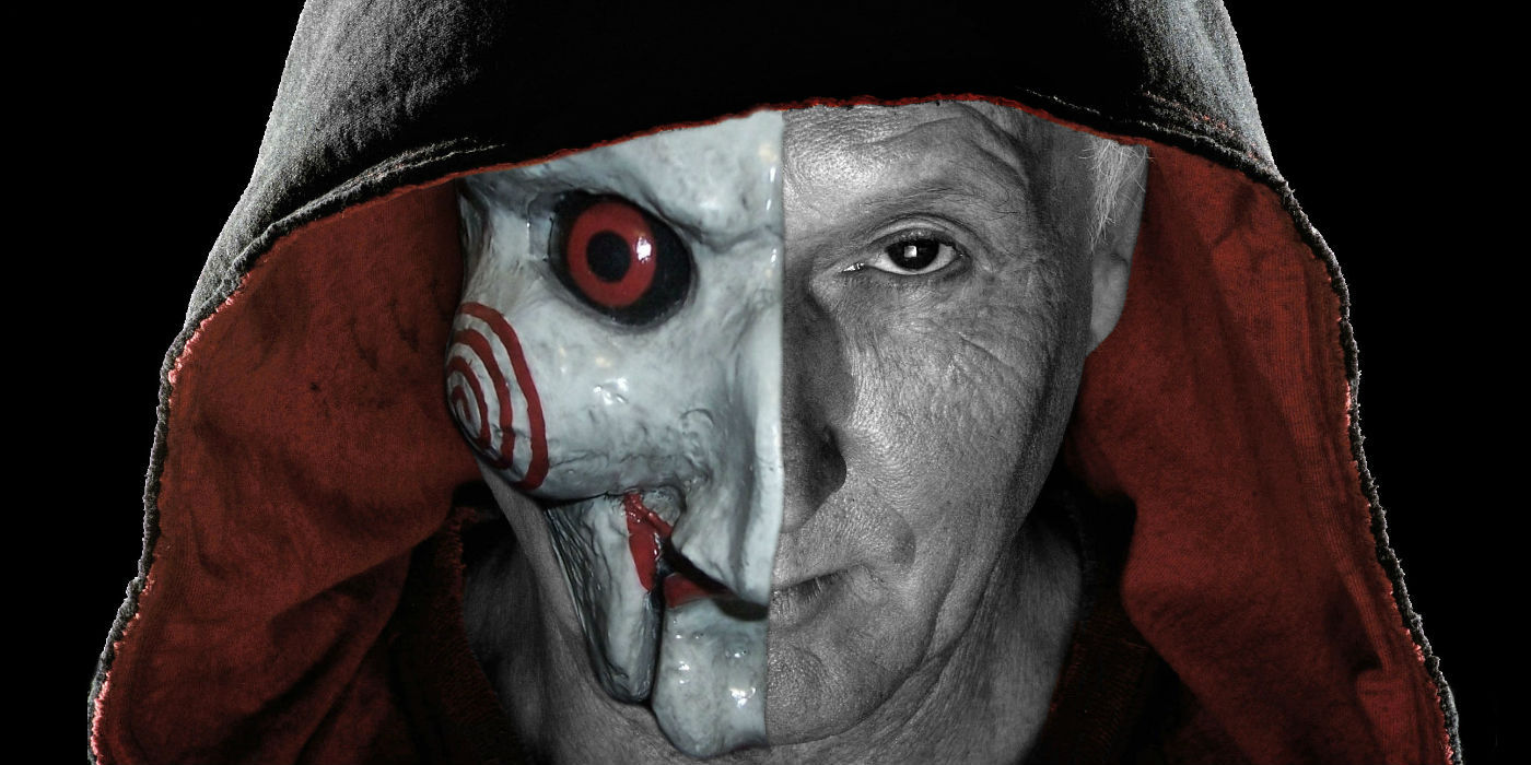Poster for the film, Jigsaw.