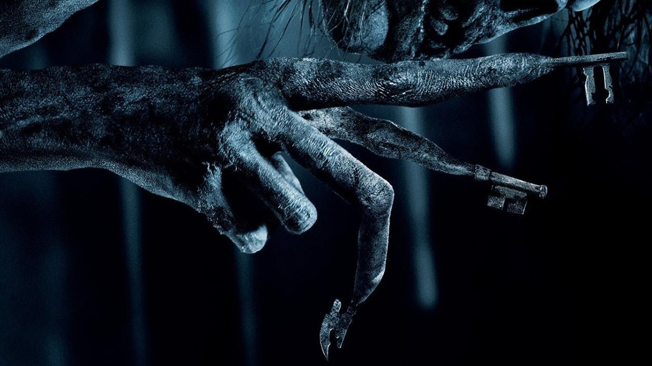 This is a still from Insidious: The Last Key.