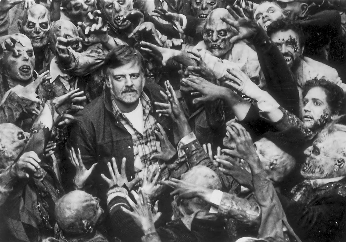 This is a still of George A. Romero.