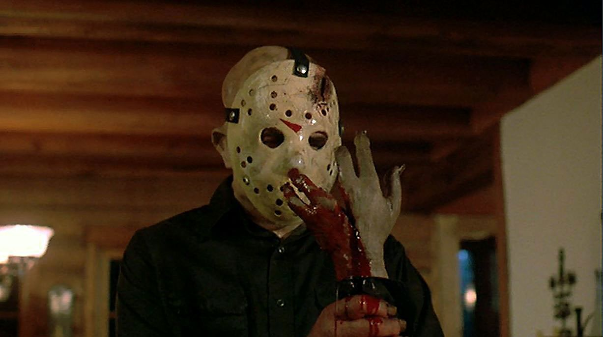 This is a still from Friday the 13th Part IV: The Final Chapter.