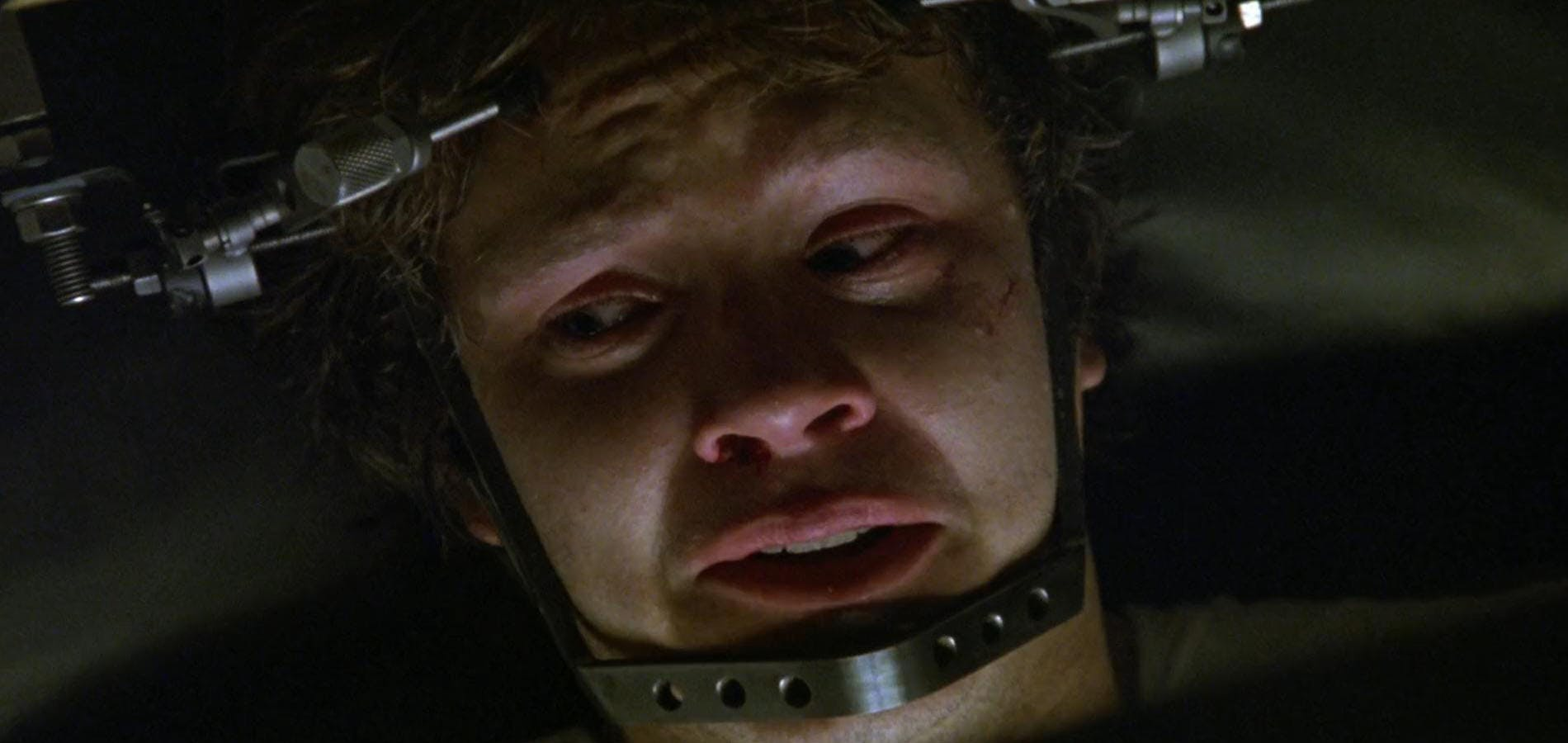 This is a still from the film Jacob's Ladder.